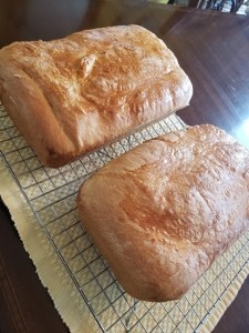 Honey white bread recipe courtesy of Ina Garten