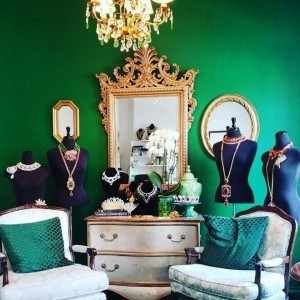 The Atelier is GREEN.